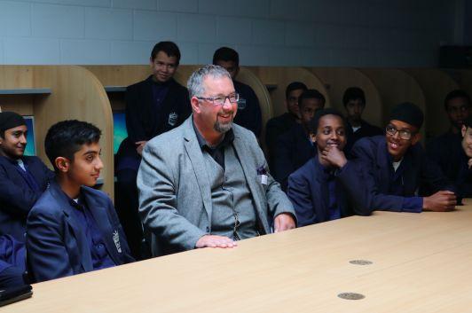 David Haines Young Ambassadors Challenge